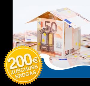 Jetzt wechseln und 200€ Zuschuss sichern